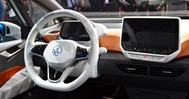 Volkswagen iD 3 utastere