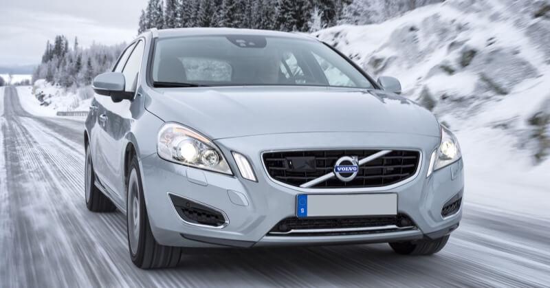 Plug-in hibrid Volvo a havas úton